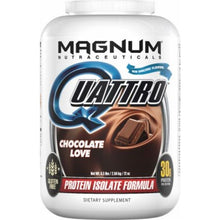 Load image into Gallery viewer, Magnum Quattro ISOLATE Protein, 4.0lb