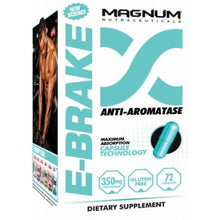 Load image into Gallery viewer, Magnum E-BRAKE Anti-Aromatase, 72 Capsules