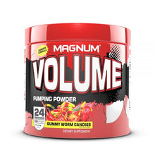 Load image into Gallery viewer, Magnum Nutraceuticals VOLUME Pumping Powder, 24 Servings
