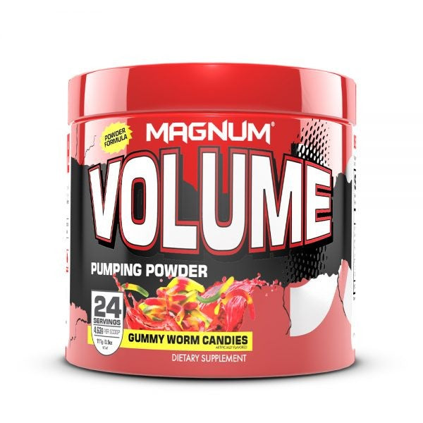 Magnum Nutraceuticals VOLUME Pumping Powder, 24 Servings