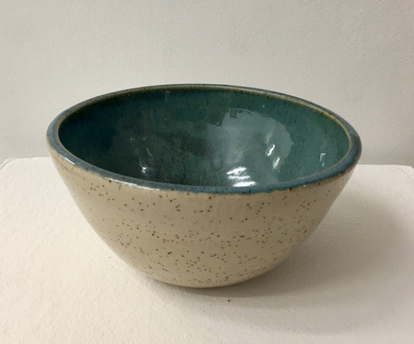 Blue Sand Bowl by Jade Valour