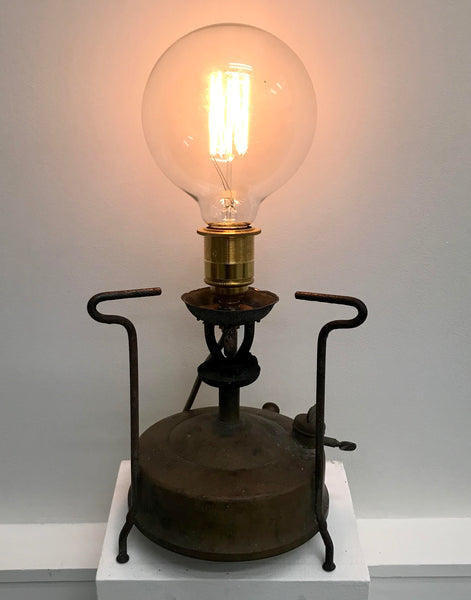 Kerosene Lamp by Stuart Gray