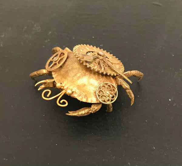 Clockwork Crab by Dan Ross