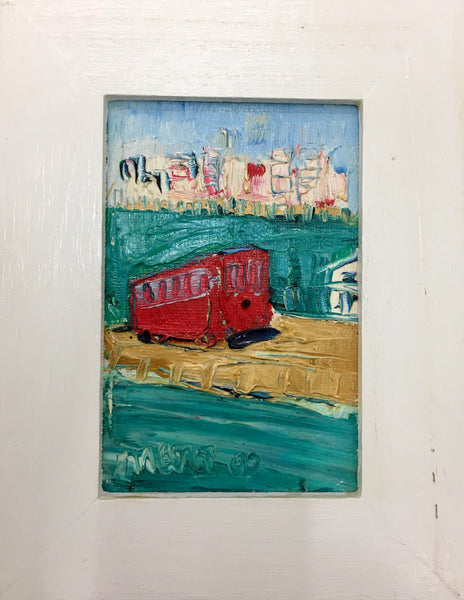 Cable Car by Vincent Duncan 2009