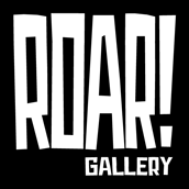 ROAR! Gallery logo