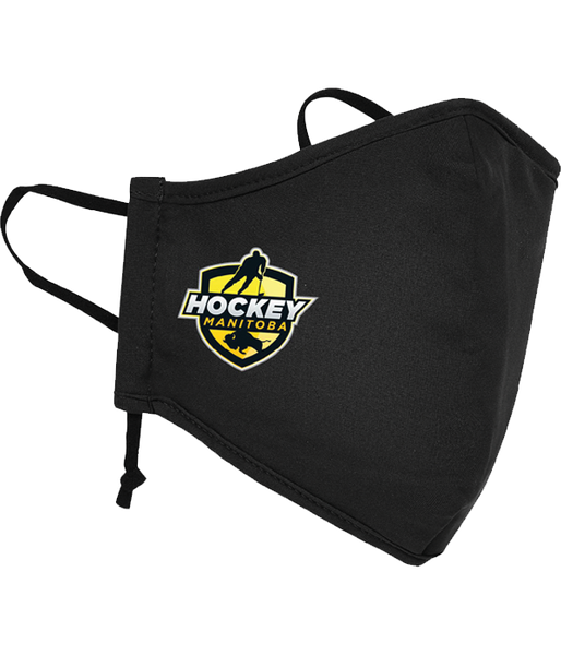 Hockey Manitoba Face Mask