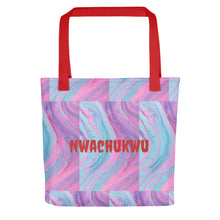 "Load image into Gallery viewer, Nwachukwu ""Pinky"" Tote bag"