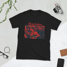 "Load image into Gallery viewer, Nwachukwu ""Red Rose"" Short-Sleeve Unisex T-Shirt"