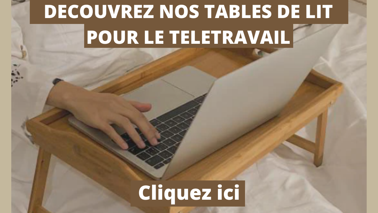 table de lit