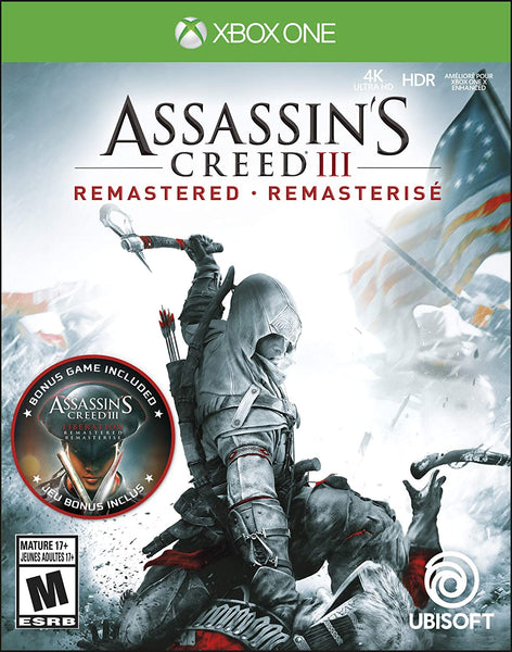 XB1 - Assassin's Creed III Remastered