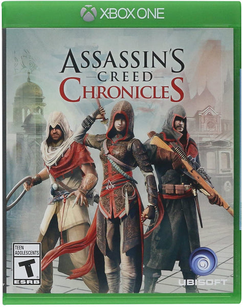XB1 - Assassin's Creed Chronicles