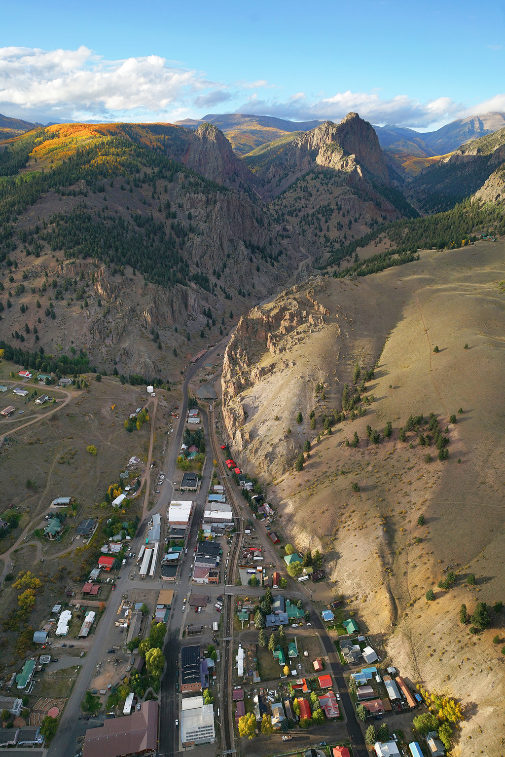 Creede Vertical