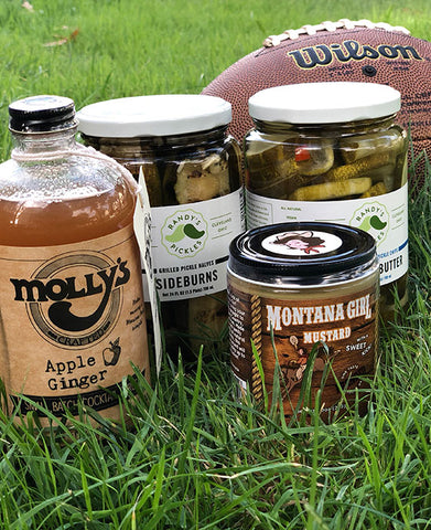 Tailgate Pickle Box