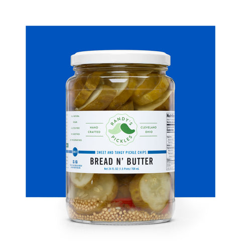 Bread 'N Butter Pickles