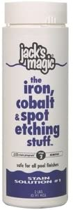 Jack's Magic JMIRON2 Iron Cobalt & Spot Etching Stuff - 2 lbs