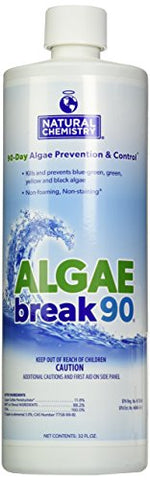 Natural Chemistry Algae Break 90 (1 qt) (pack of 2)