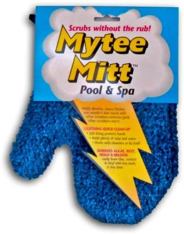 Gladon MM24 Mytee Pool and Spa Cleaning Mitt Outdoor, Home, Garden, Supply, Maintenance