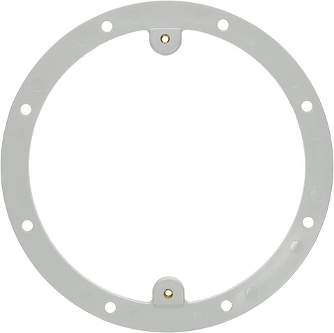Hayward WGX1048B 7-7/8-Inch Vinyl Ring with Insert Replacement for Hayward Drain Cover and Suction Outlet