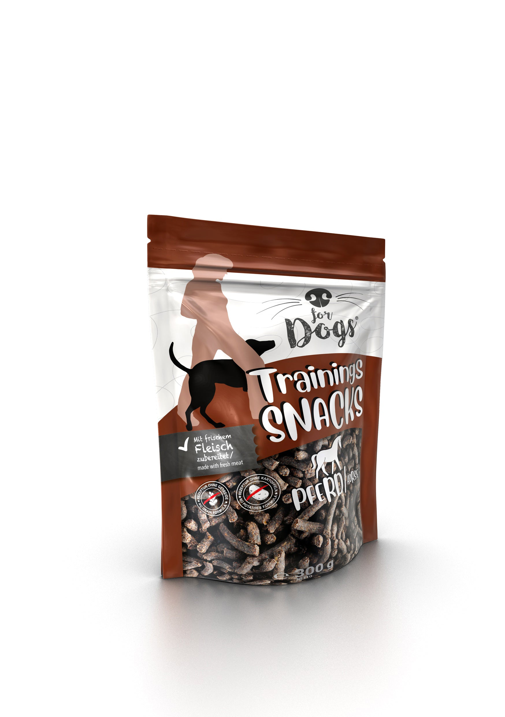 for dogs Trainings Snacks Pferd