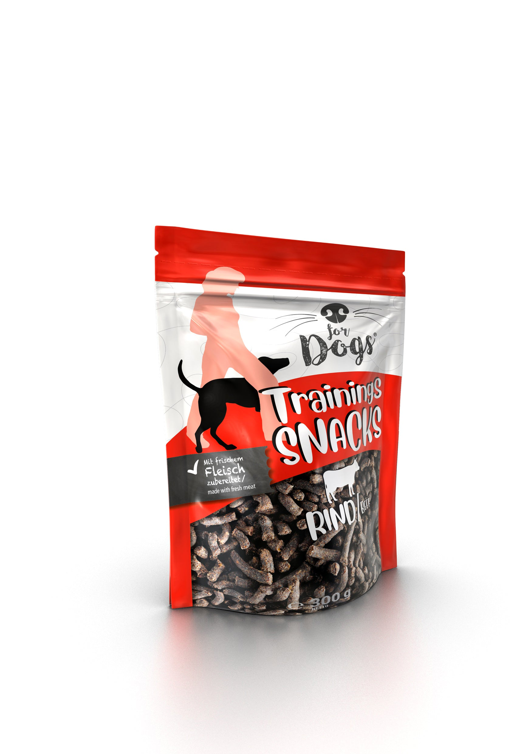 for Dogs Trainingssnacks Rind