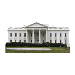 White House Seven-Foot Wide Standee