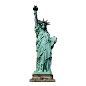 Statue of Liberty Six-Foot Tall Standee