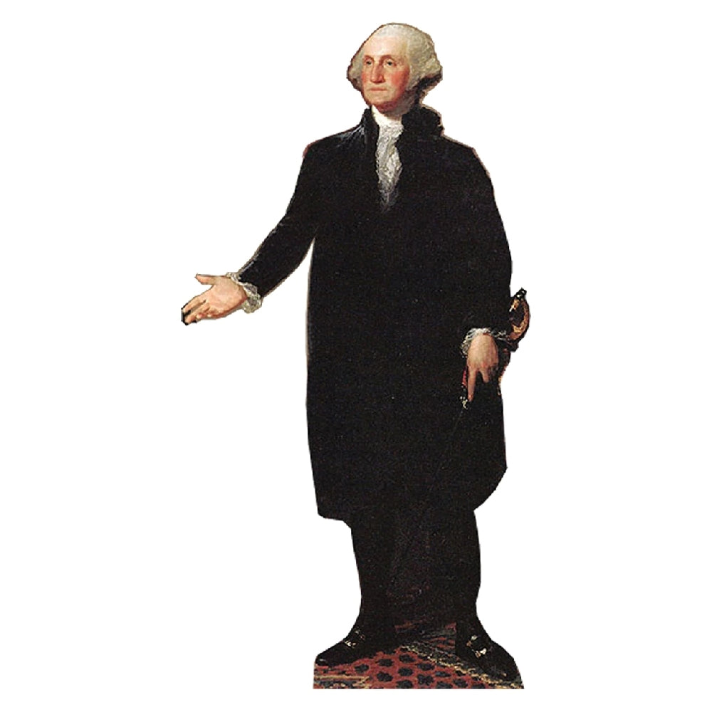 George Washington Life-Size Standee