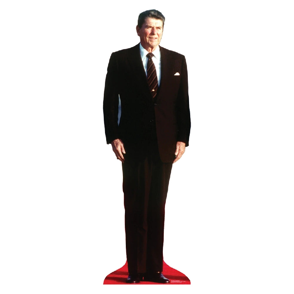 Ronald Reagan Life-Size Standee
