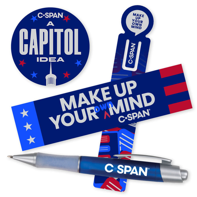 C-SPAN Fan Kit