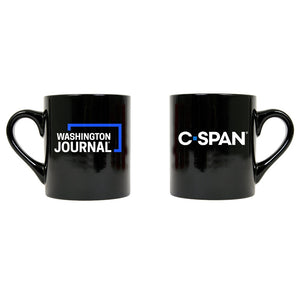 Additional image of Washington Journal Black Mug