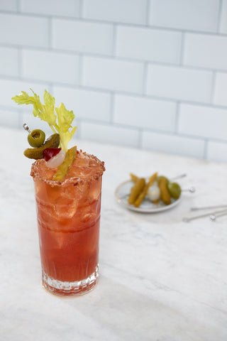 The DRY Bloody Mary
