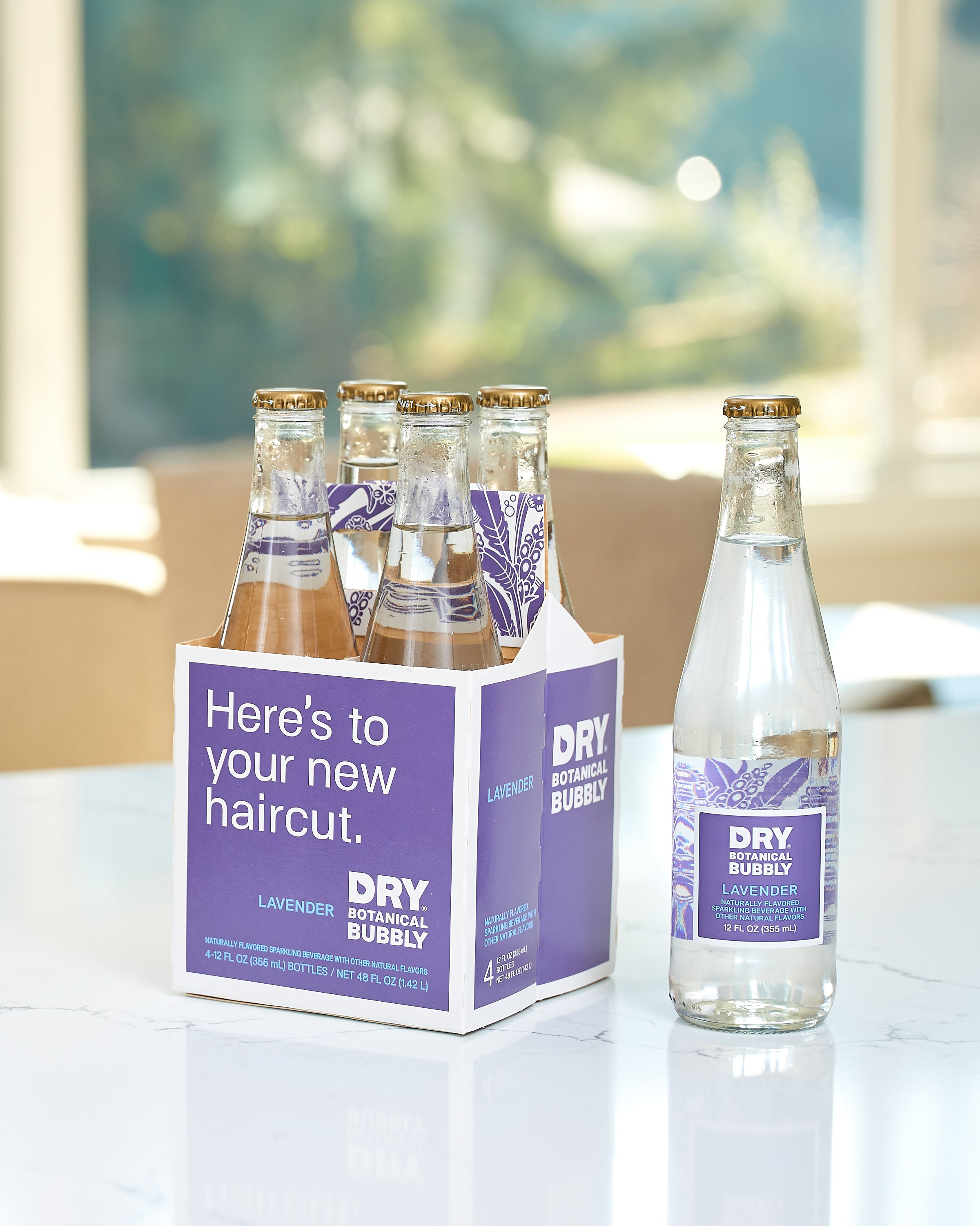 DRY Lavender Botanical Bubbly (12 Pack)