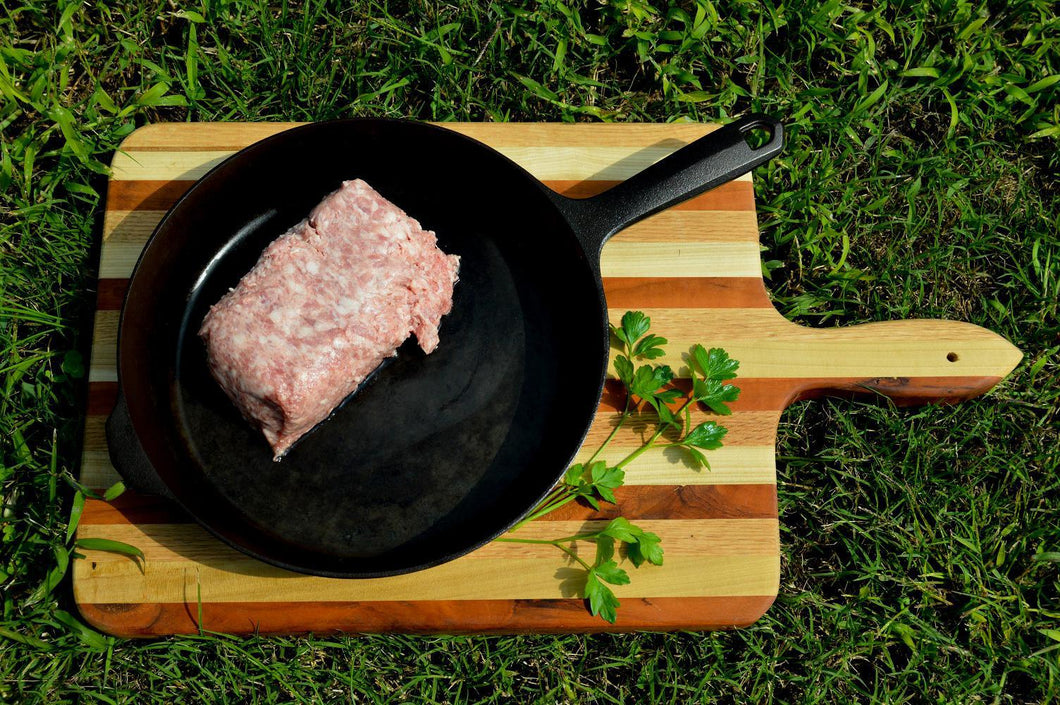 Ground Pork ($9/lb)