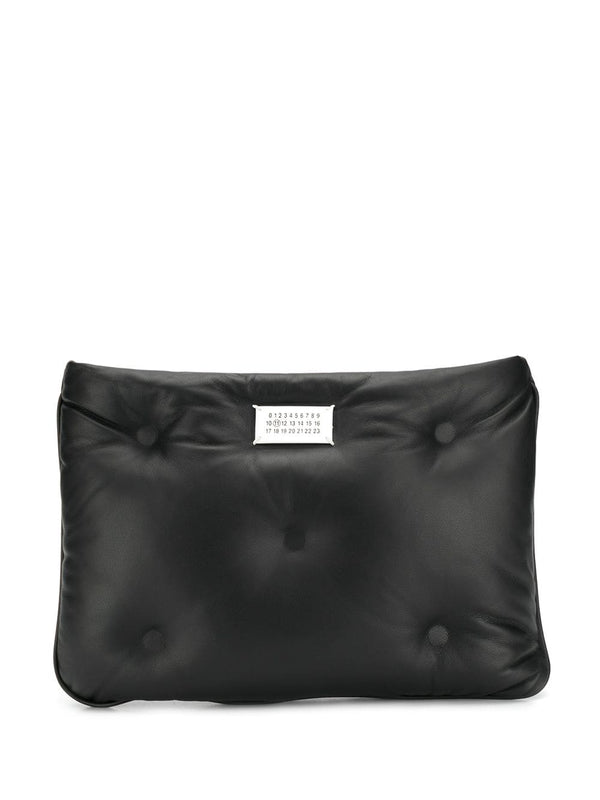 Glam Slam Clutch - Black