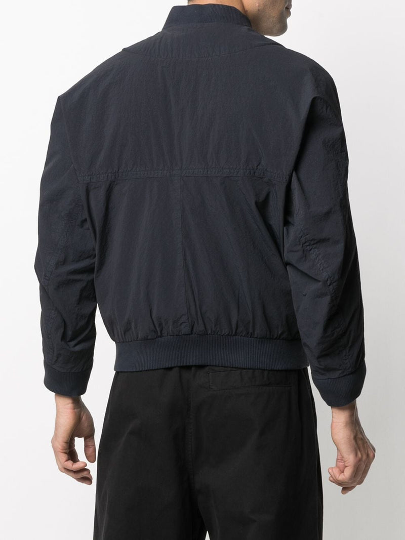 MATCH BOMBER - DARK NAVY