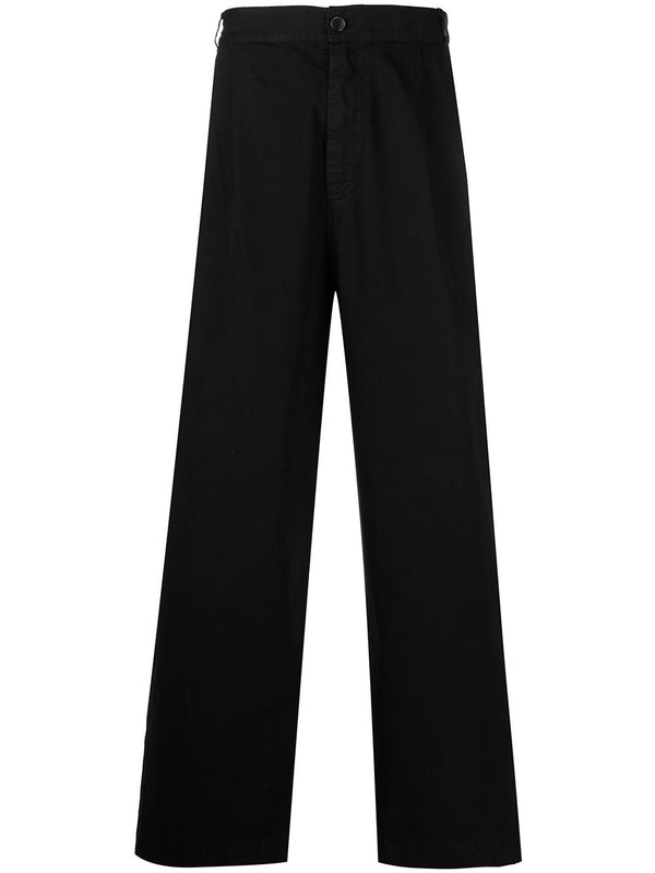 NEW TANOI TROUSERS - BLACK