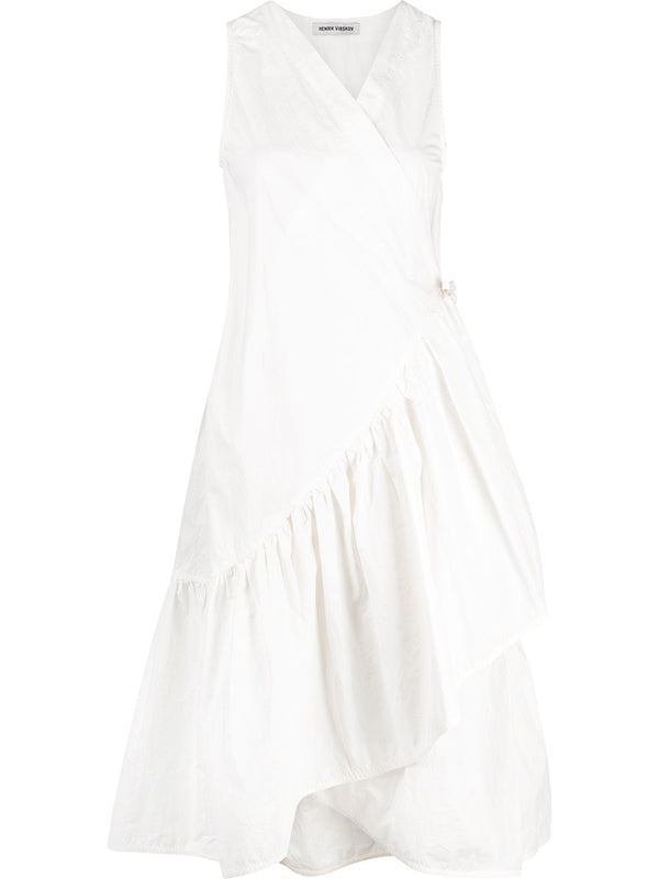 BLAZE DRESS SS21-F308 WHITE M