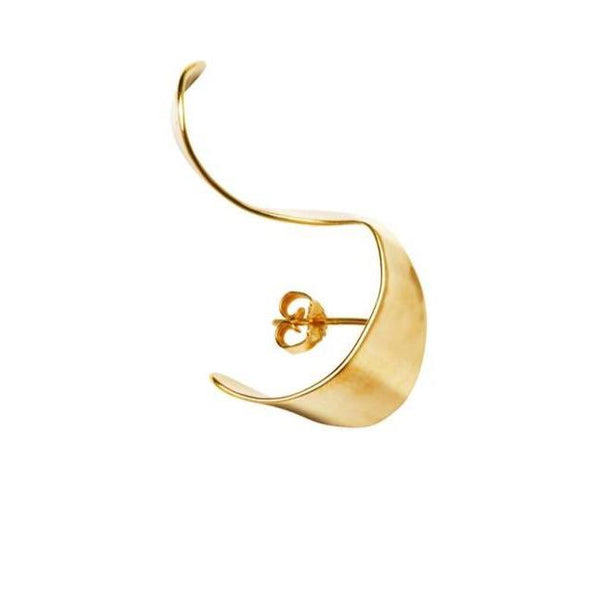 LILY CONCHA Earring RIGHT - Gold