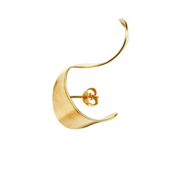 LILY CONCHA Earring Left - Gold
