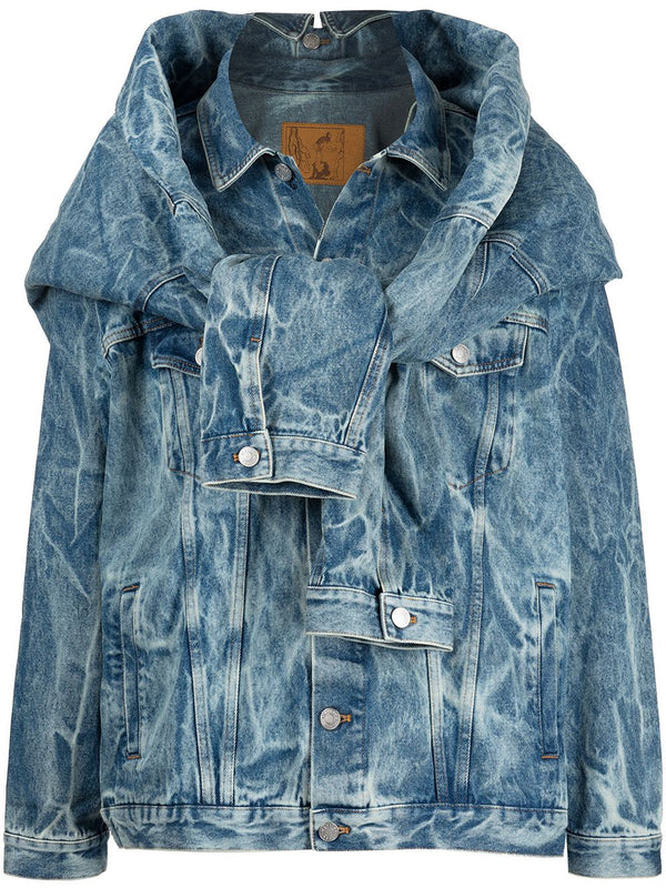 Ferrero Denim Jacket - Blue