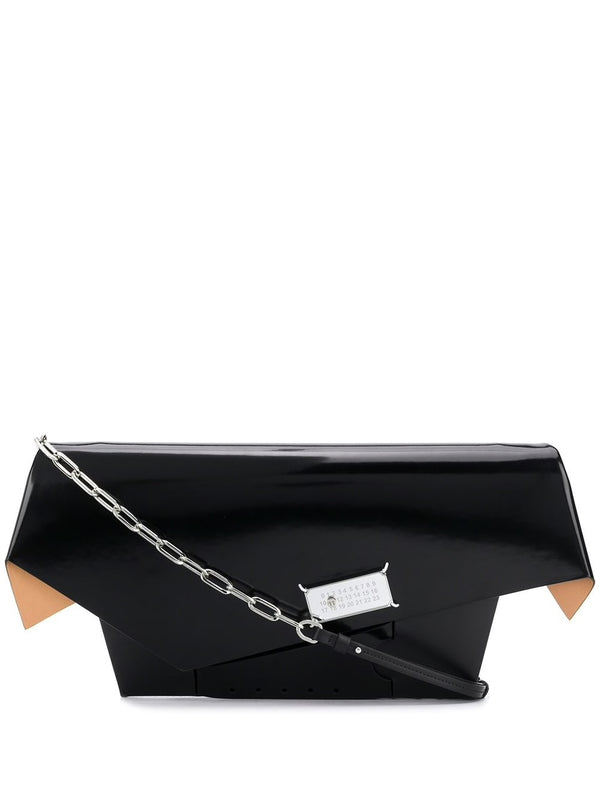 Large Snatched Bag - Black