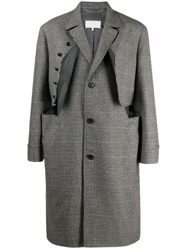 MM MALE RTW S30AA0169 S53964 COL.001F COAT
