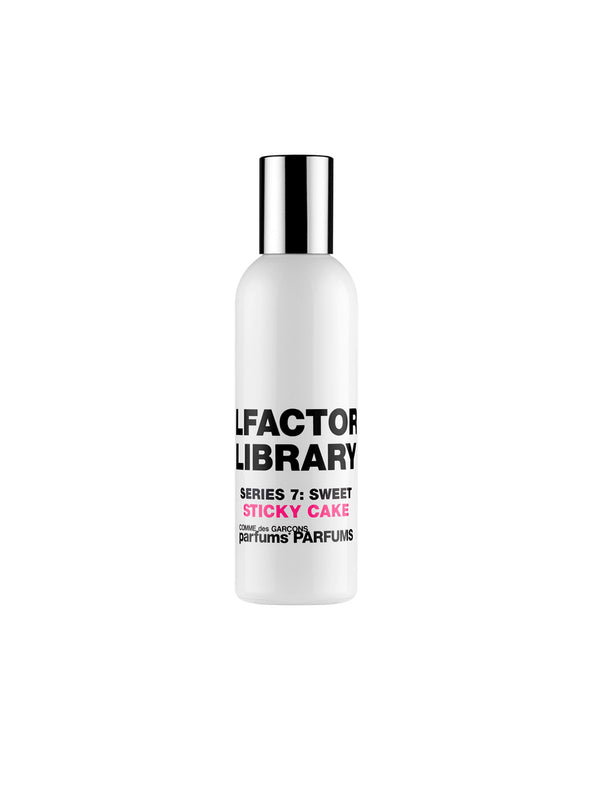 Olfactory Library - Series 7 Sweet - Sticky Cake 50ml