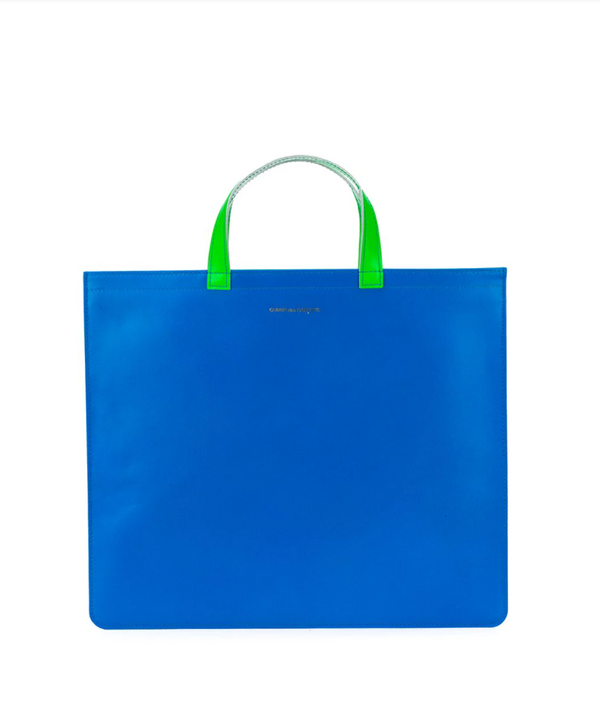 SA9000SF Tote Bag - Blue/Orange
