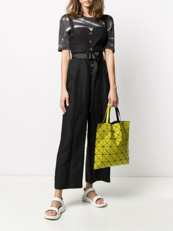 Tote - Lime Yellow