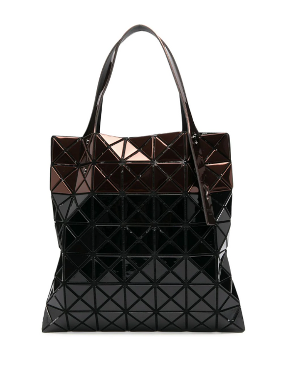 Tote - Brown x Black