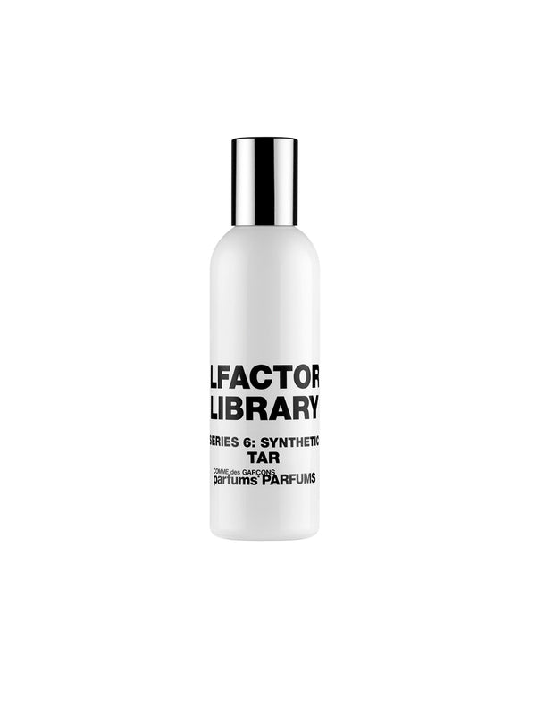 Olfactory Library - Series 6 Synthetic - Tar 50ml