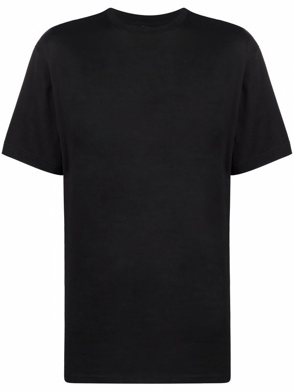 Paper Jersey Short Sleeve Tee - Black