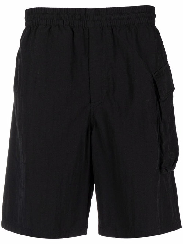 Utility Swim Shorts - Black