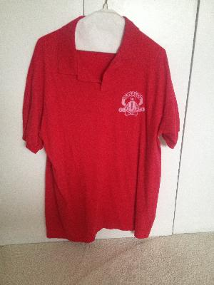 Short sleeve shirt extra large from Ronald's Play Place